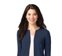 LM1008 - Ladies' Concept Stretch Button-Front Cardigan