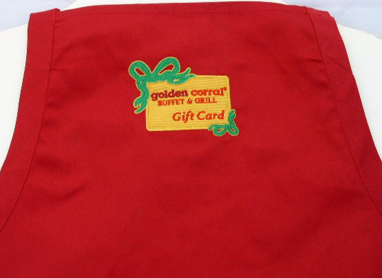 GIFT CERTIFICATE APRON